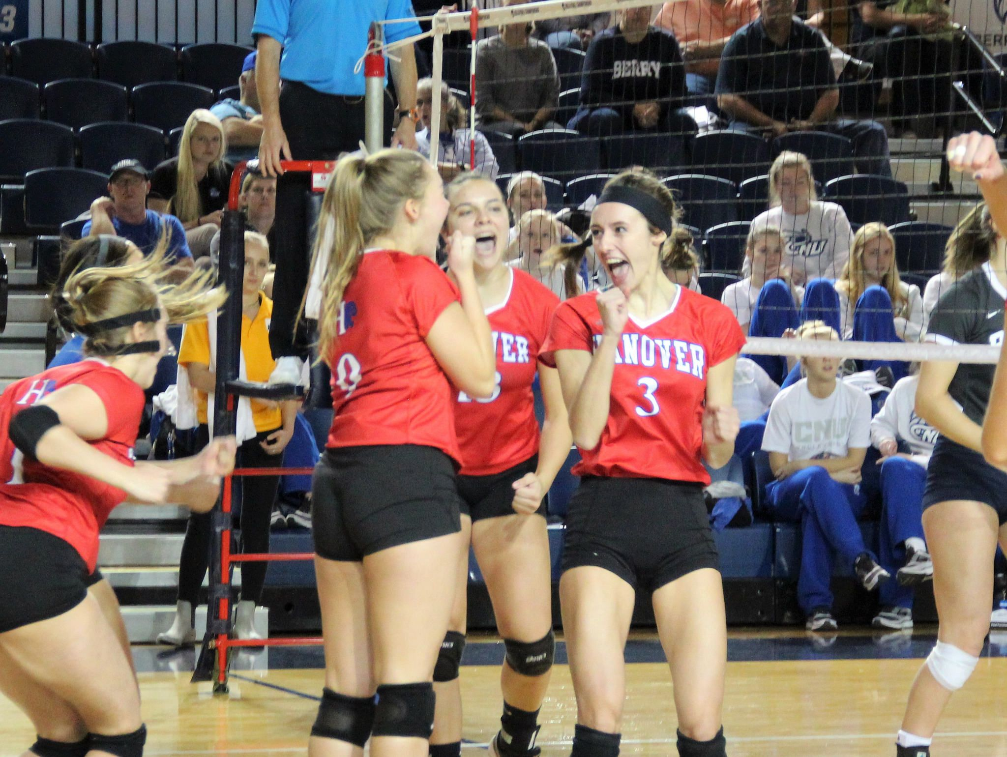 Ncaa Division Iii Volleyball Tournament Volleyball Tournaments Volleyball Ncaa