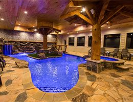 Eagle River Lodge - Pigeon Forge TN Cabins | vaca  thoughts