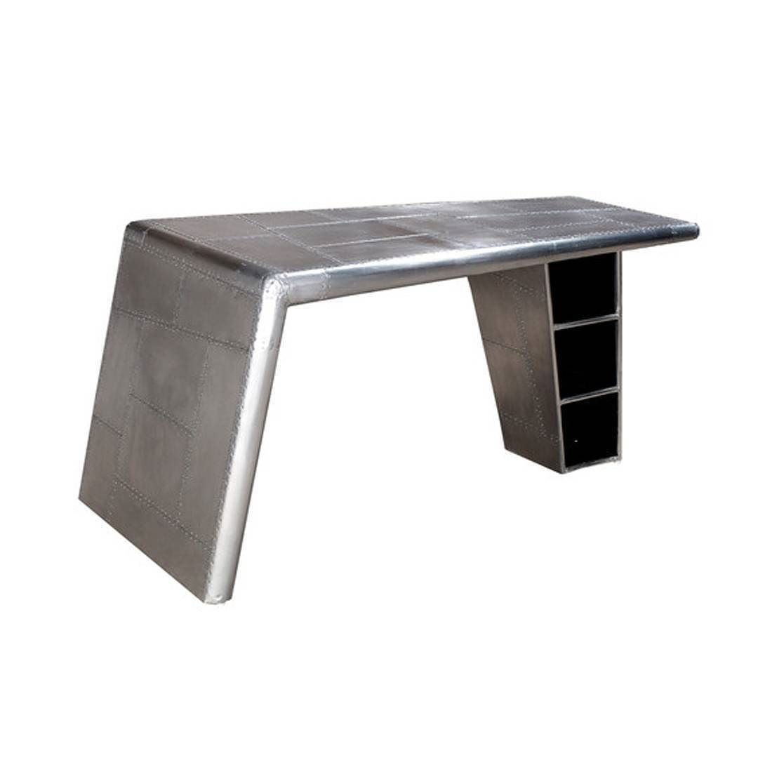 Walden Schmidtu0027s Desk In Two And A Half Men Is The Aviator Wing Desk By @
