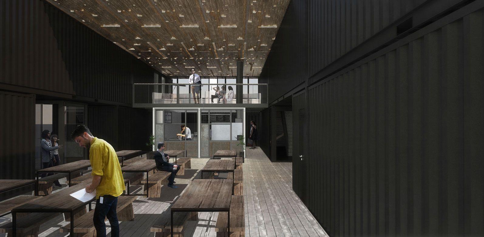brlo brewhouse > 2x20ft > die spezialisten im bereich der ... - Container Architektur