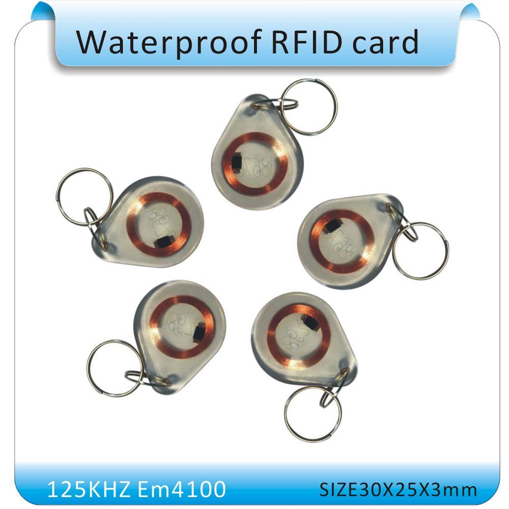 tesla key card waterproof