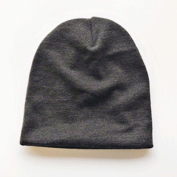 Warm Black  Beanie 01965bbc4bf