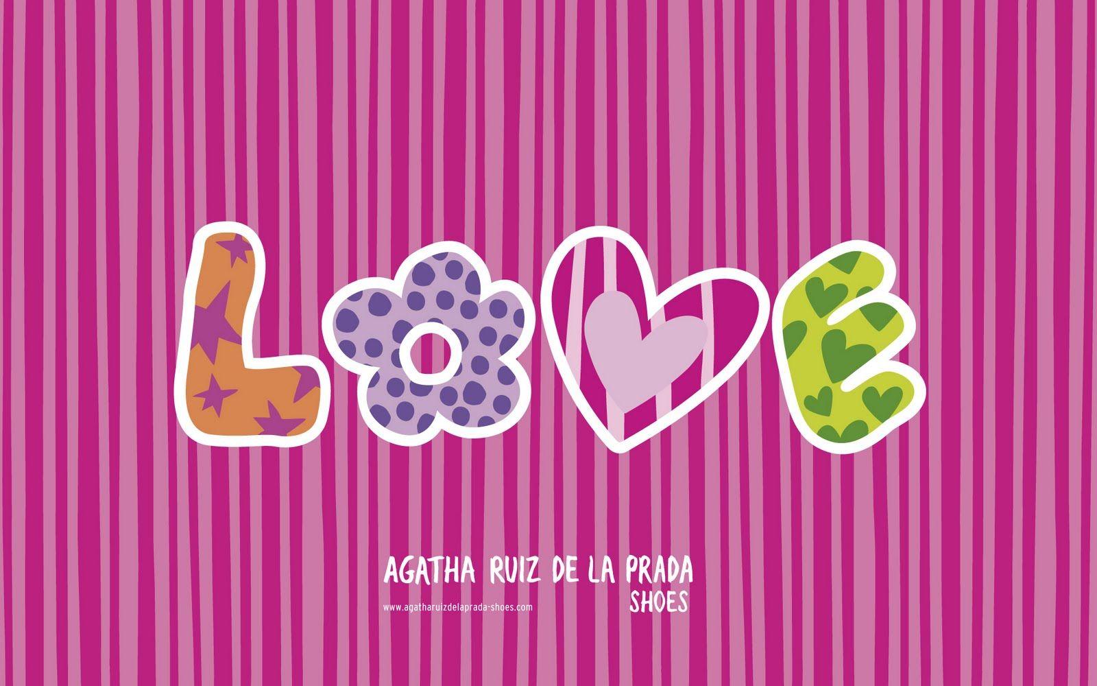 Agatha ruiz de la prada brand wallpaper pinterest - Carrelage agatha ruiz dela prada ...