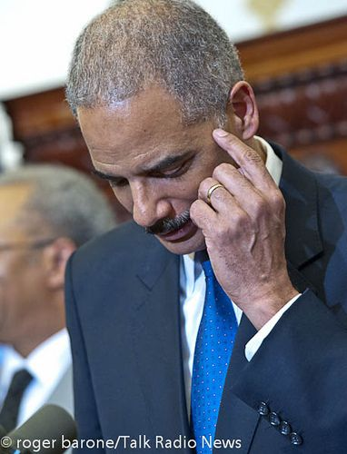 1st contempt, can impeachment be next for Holder? | reportergary.com