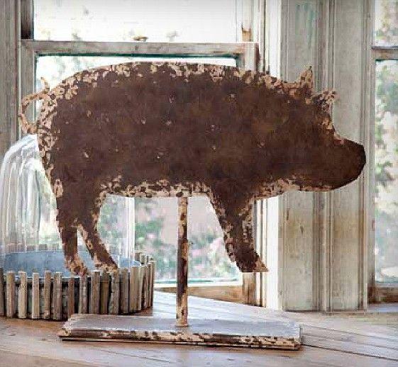 Pig home decor
