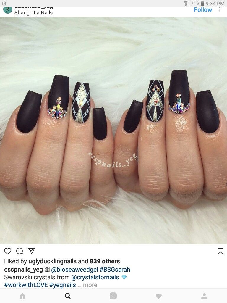Pin By T Gt On All Nails Created Equal Pinterest