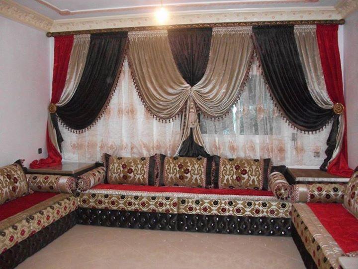 Rideaux Pour Salon Marocain