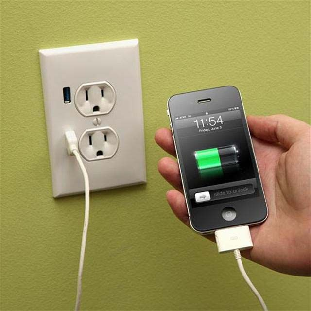 upgrade a wall outlet to charge usb devices wall outlets on wall outlet id=72976