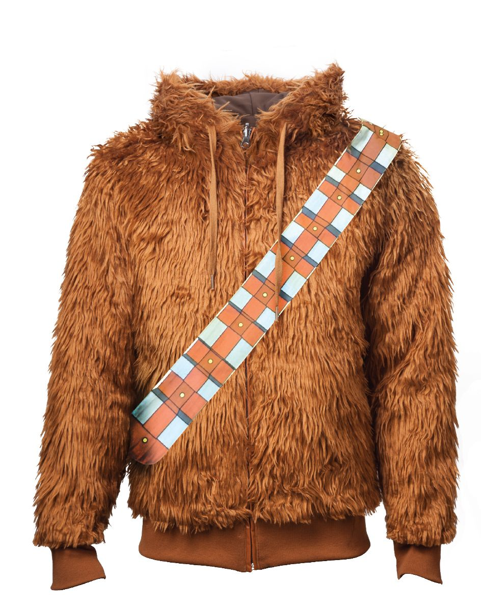 Luvtröja Star Wars Chewbacca (vändbar) | Chewbacca och Tröjor