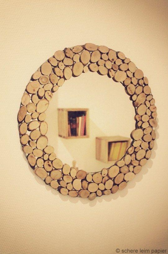 astscheiben spiegel deko spiegel holzrahmen spiegel und spiegel rahmen. Black Bedroom Furniture Sets. Home Design Ideas