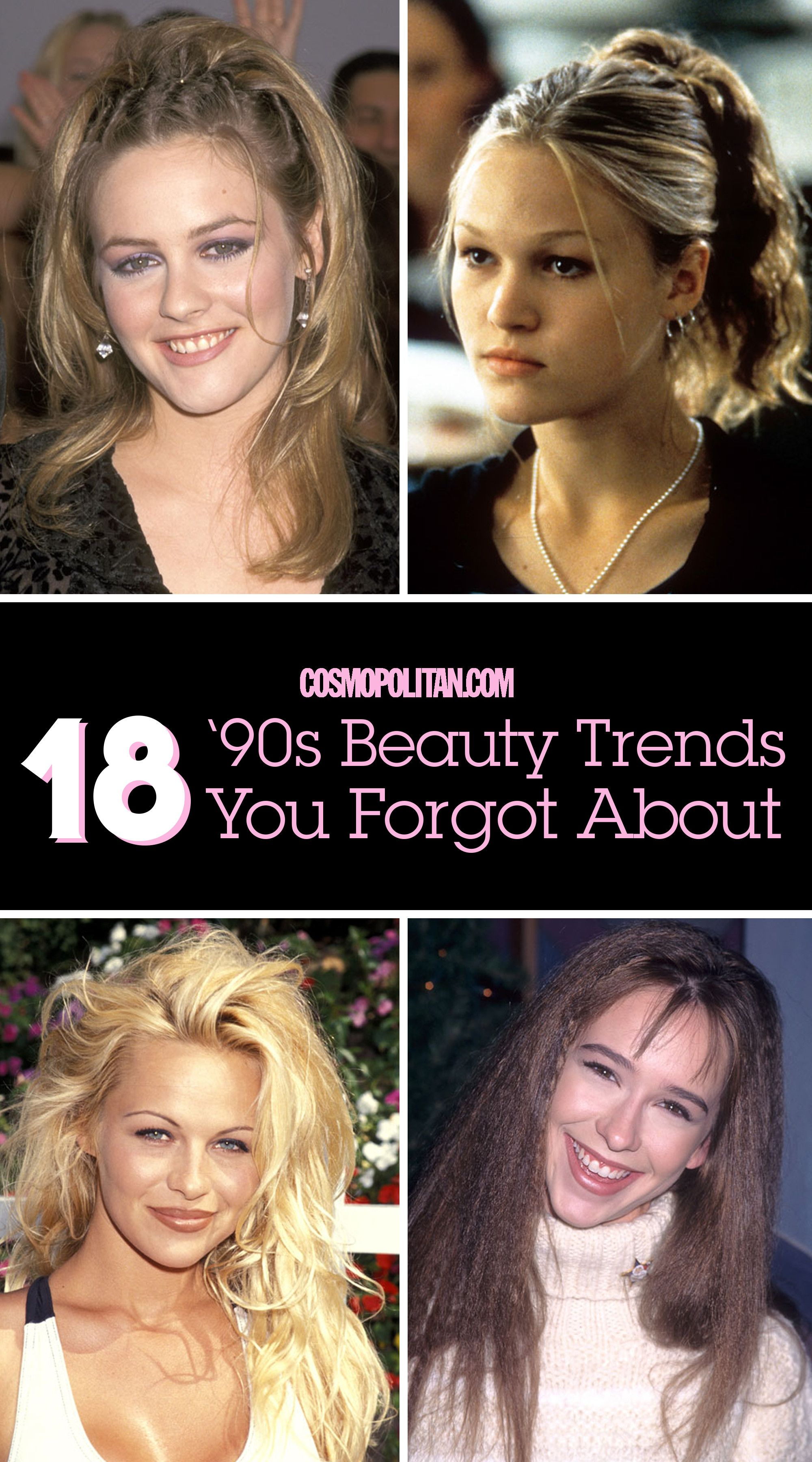 18 '90s Beauty Trends You Forgot About | COSMO Beauty ...