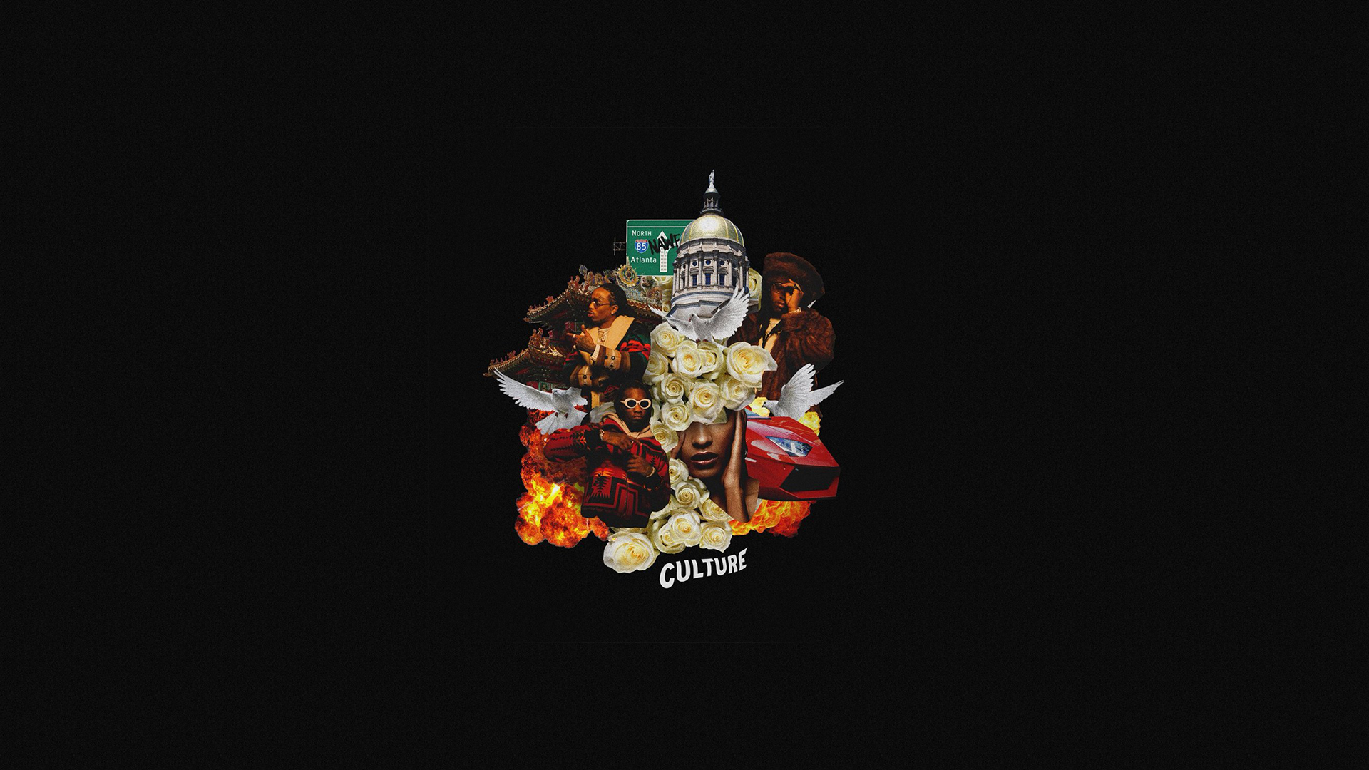 Migos Culture Wallpaper 1920x1080 Need Iphone 6s Plus Wallpaper Background For Iphone6splus Follow Iphone 6s Plus 3wallpapers Background Arte Fondos