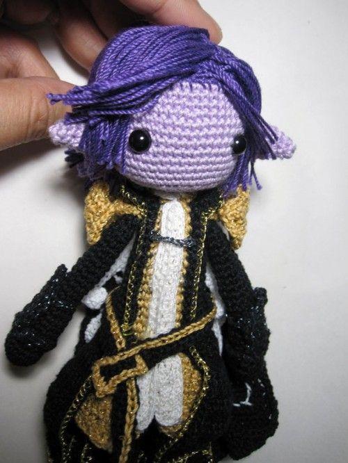 Dragon Ball Z Amigurumis | Crochet dragon, Crochet toys patterns ... | 666x500
