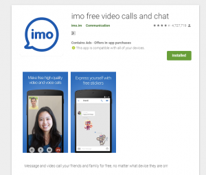 IMO Chat - FREE IMO messaging app | Imo free video ca