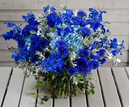 Extrêmement Bouquet et décoration de mariage : le langage des fleurs | Bleuet  ZH51