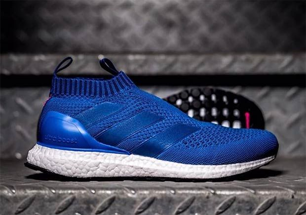 """88f97915528ef  sneakers  news adidas ACE 16+ Ultra Boost """"Royal"""""""