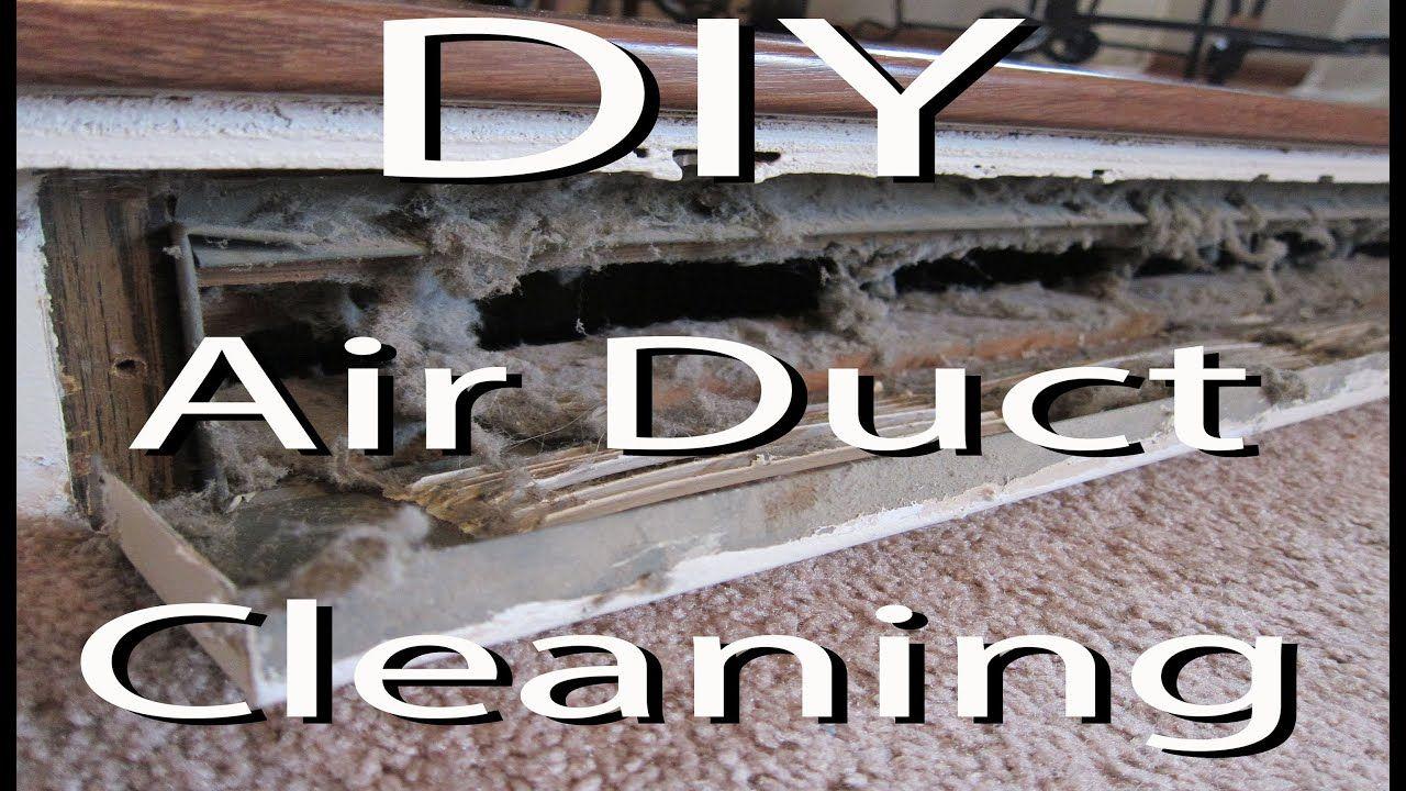 DIY Clean Your Air Heat Vents YouTube Clean air