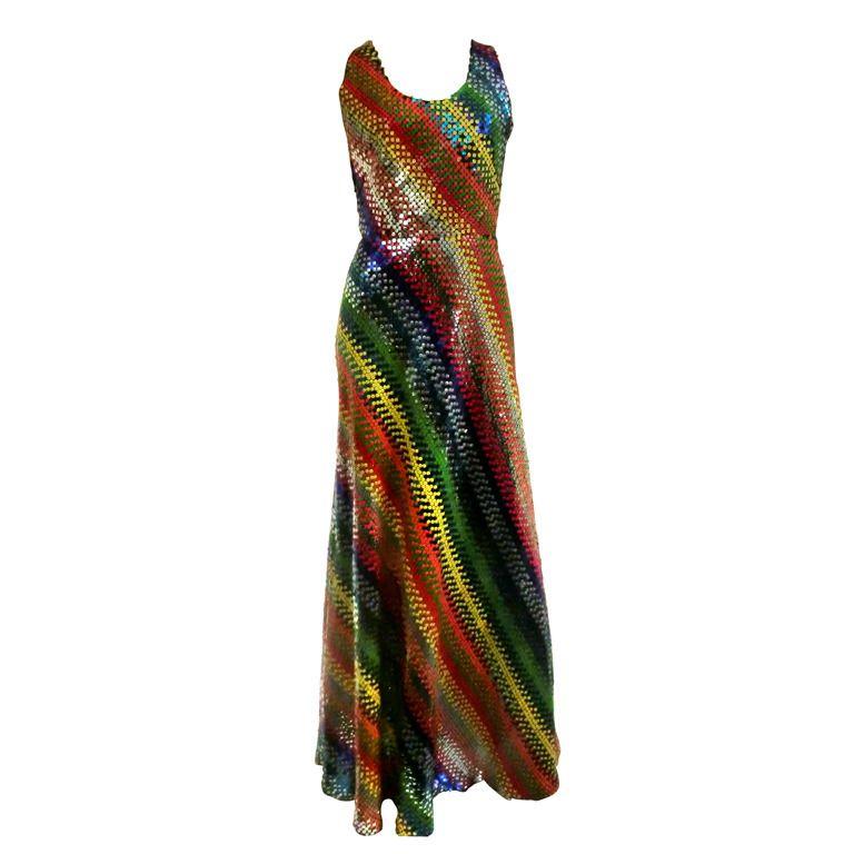 rainbow sequin dress australia