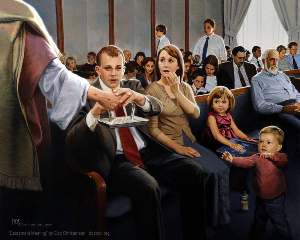 Blogging World Conference (Part 1: April 10–11) – By ...  Mormon Elders Meeting