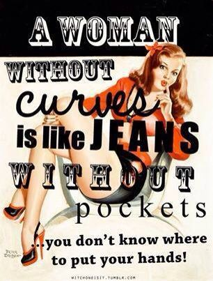 words that mean curvy