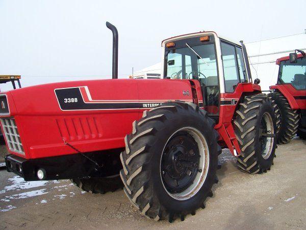 1086 Ih Sprayer : International harvester anteater tractor ih