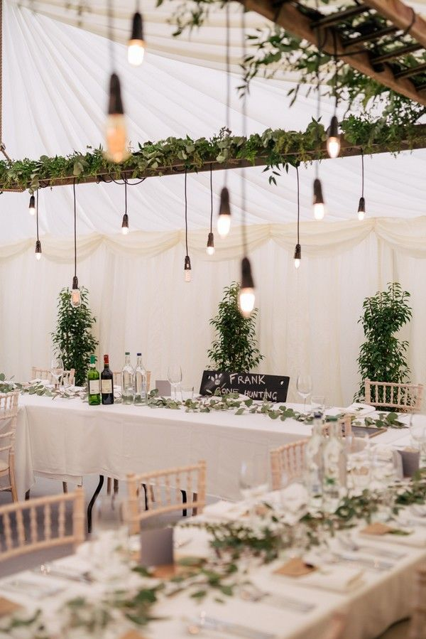 30 Brilliant Wedding Ideas To Use Edison Bulbs