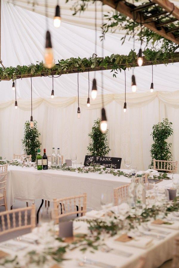 30 Brilliant Wedding Ideas To Use Edison Bulbs Green Weddings Reception And