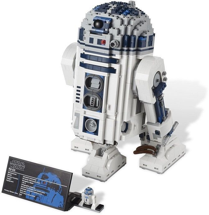 Lego 10225 R2-D2 - Brand New In Sealed Box in Toys & Games, Construction Toys & Kits, Lego | eBay