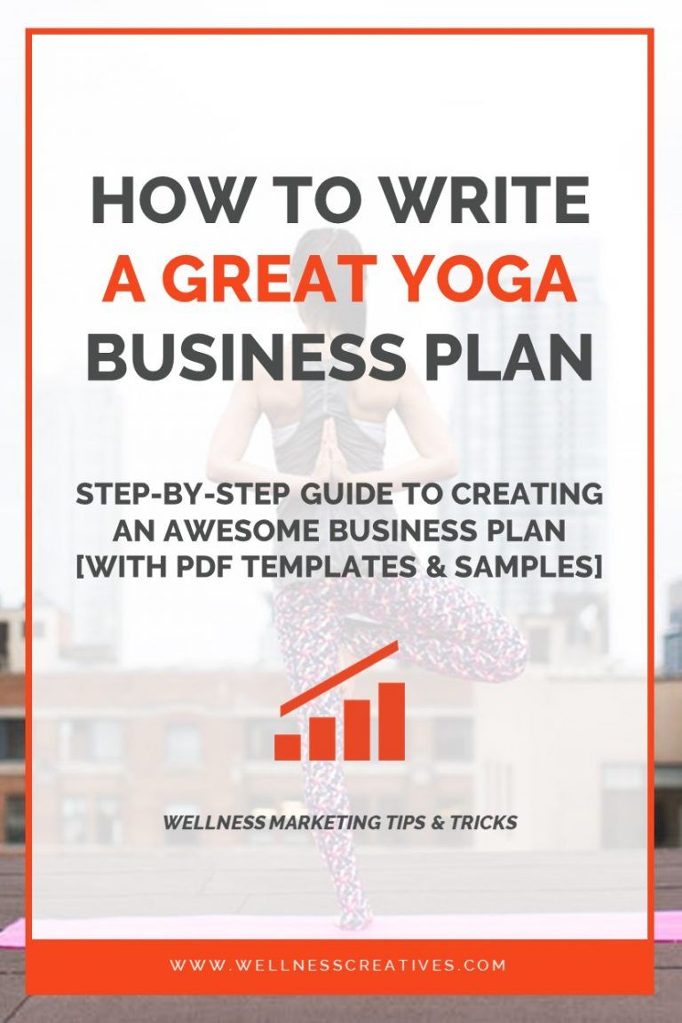 Yoga Business Plan Essentials [With Studio Template