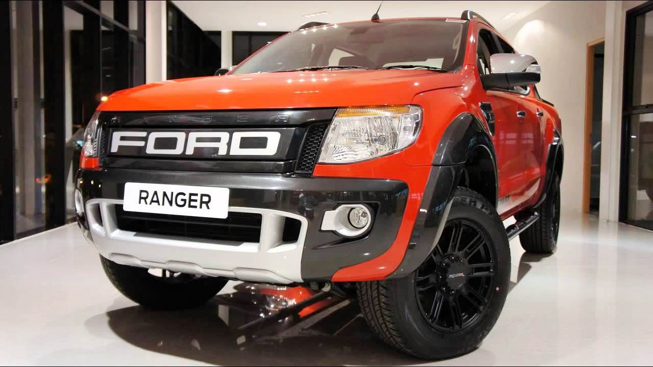 2017 Ford Ranger Pickup Pictures Usa