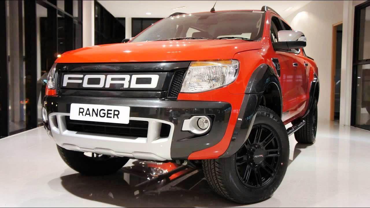 Ford Ranger Ford Ranger Wildtrak Ford Ranger Pickup Ford Ranger