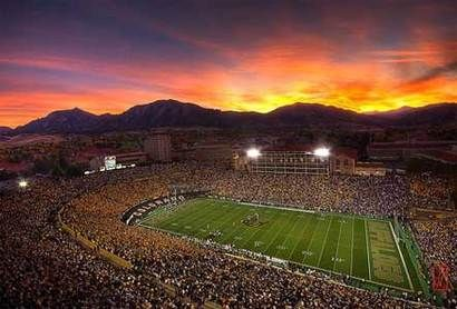 Folsom Field Boulder Colorado Best Place In The Country To Watch A College Football Game University Of Colorado Bouldering University Of Colorado Boulder