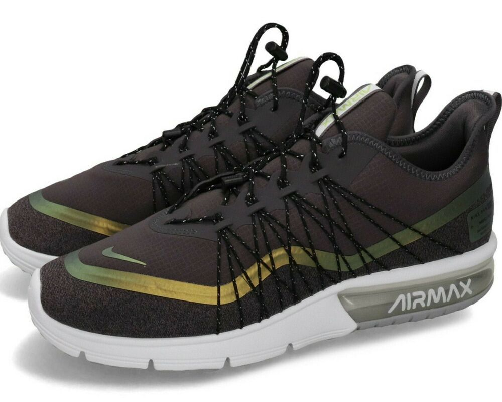Nike AIR MAX SEQUENT 4 UTILITY Men's running shoes AV3236