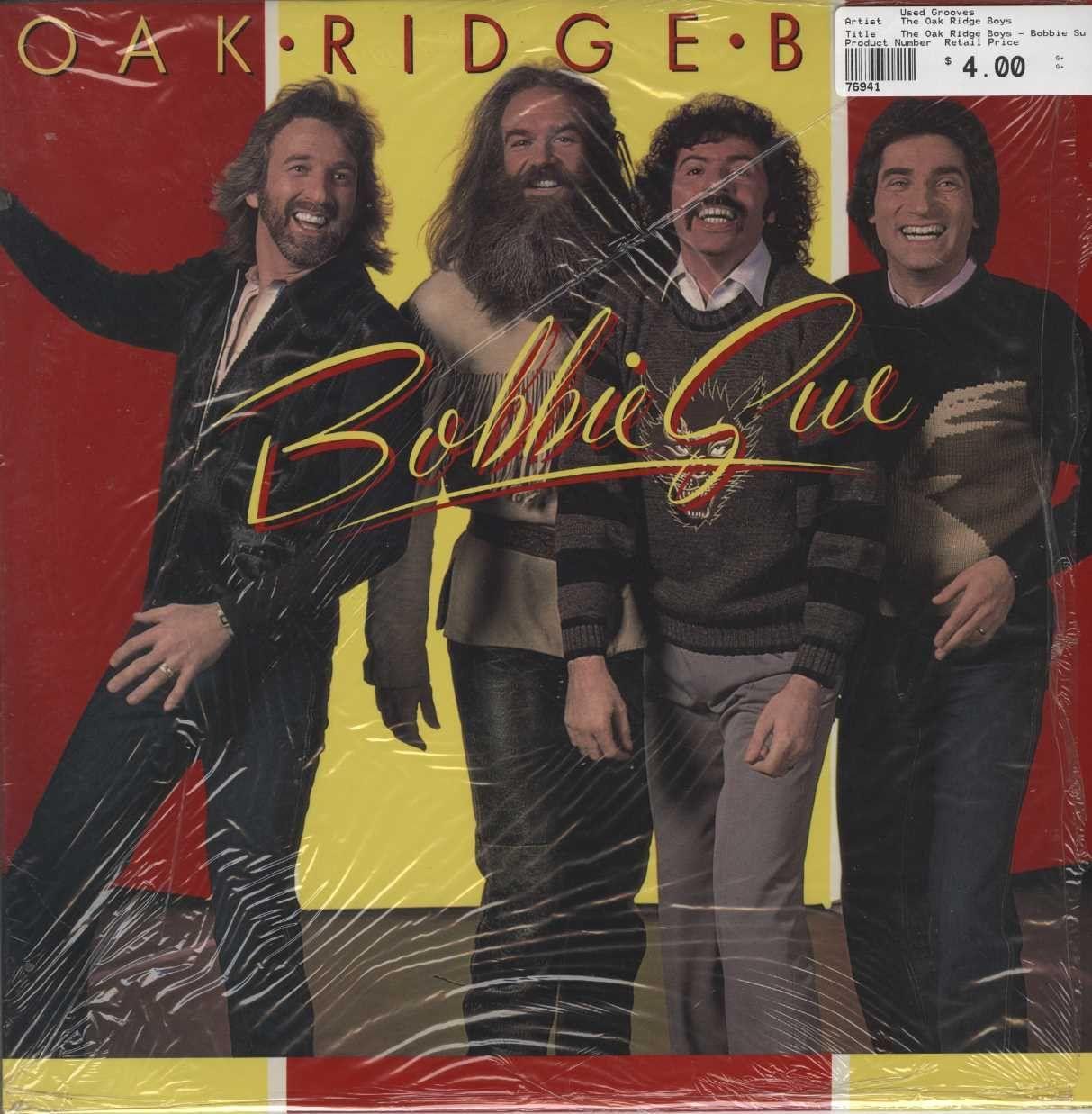 The Oak Ridge Boys - Bobbie Sue | Oak ridge and Products