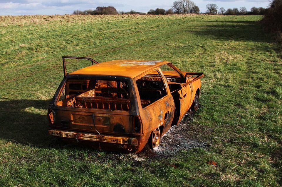 Free Image on Pixabay Burned, Accident, Auto, Automobile
