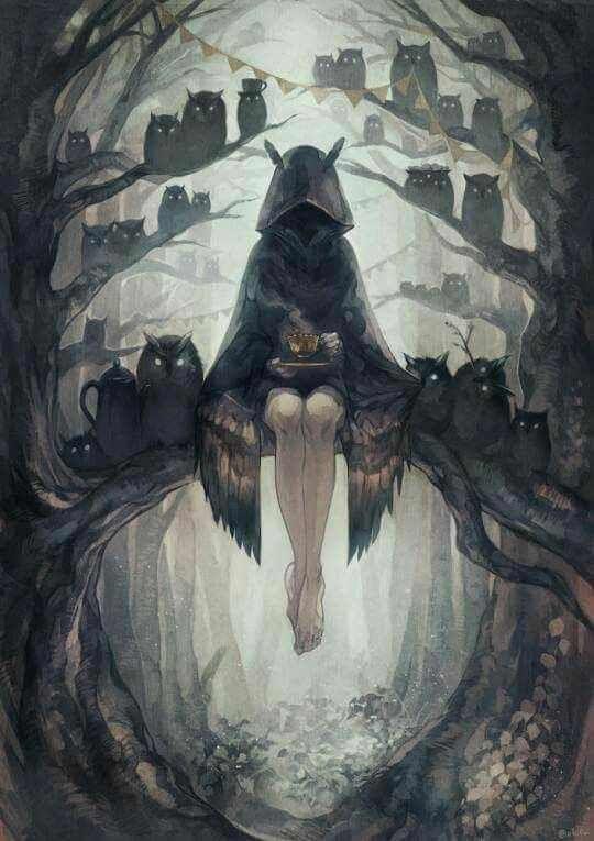 Owl Queen