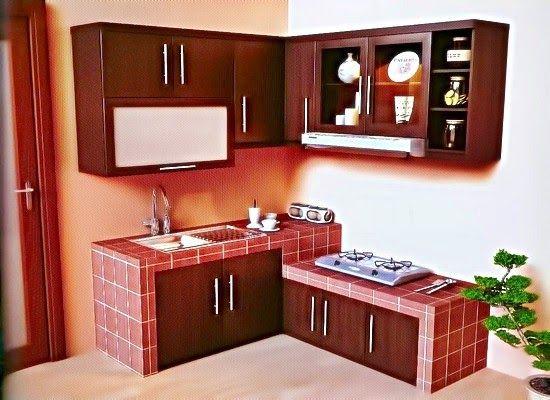 Desain Dapur Minimalis Terbaik