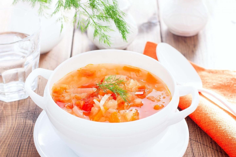 лучшие супы для похудения