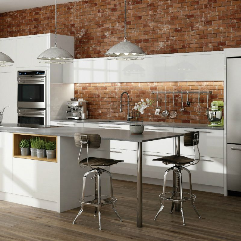 Best Contemporary Kitchen Kitchen Cabinet Remodel Frameless 640 x 480