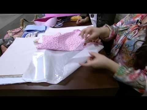 Mulher.com 13/07/2015 Regina Heitor - Bolsa necessarie porta remédios - YouTube