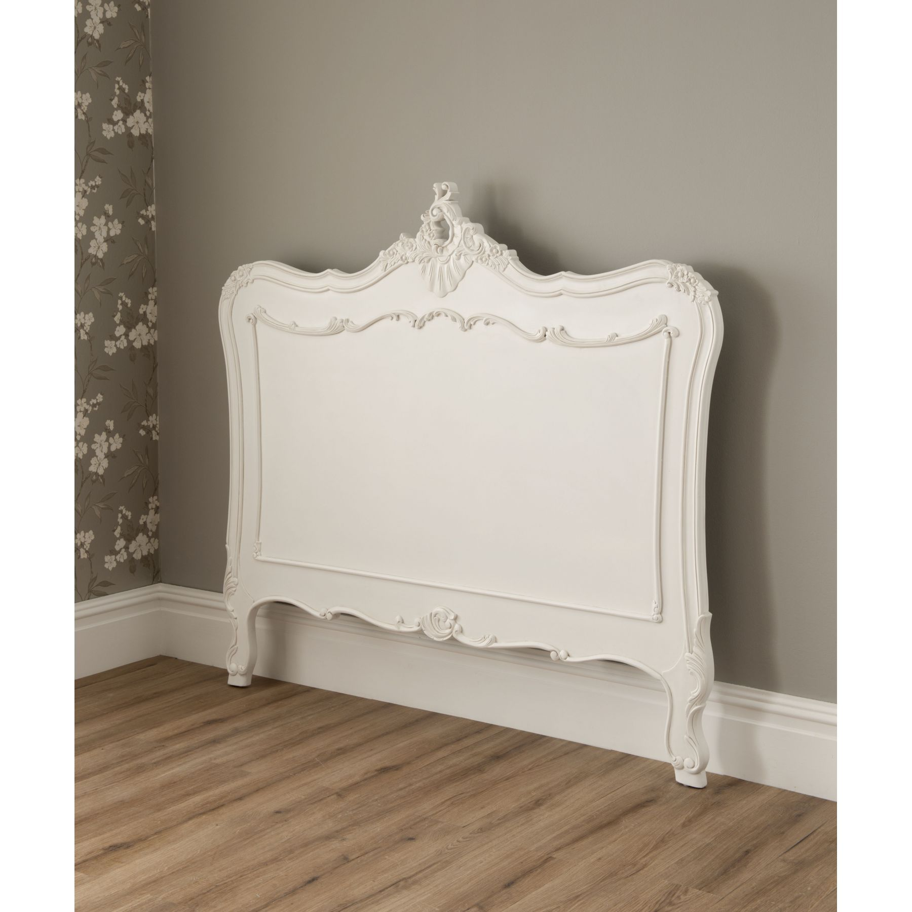 Shabby Chic Headboard Shabby Chic French Style Beds Bedrooms French Country Bedroom