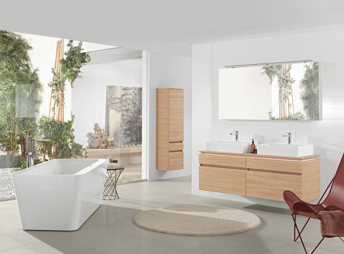 Villeroy Boch Bathroom Inspiration Collection Memento Bath  # Muebles Memento