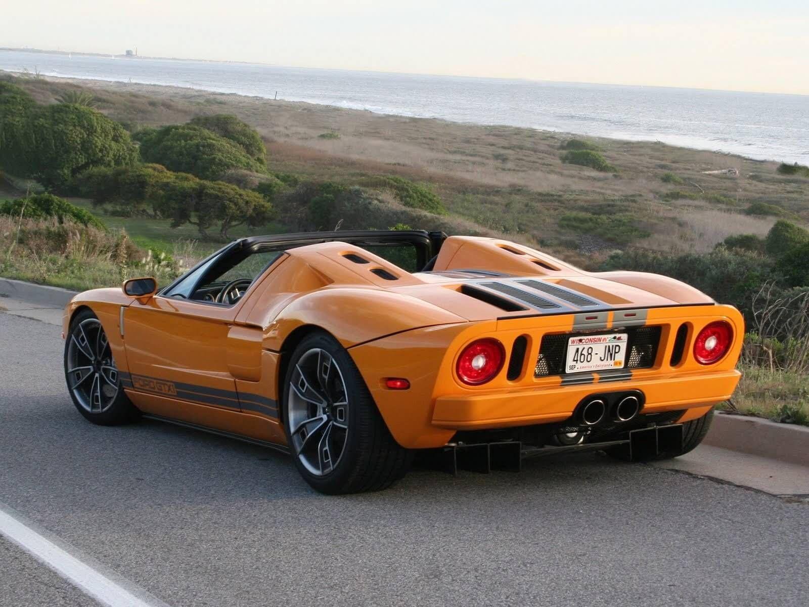 Ford GTX1 – MrCarBoss.com