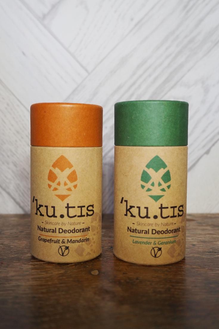Kutis Skincare Vegan Deodorant Grapefruit & Mandarin