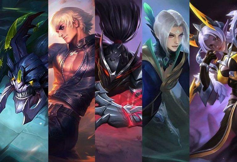 Inilah 5 Assassin Terbaik Dan Tersakit Season 15 Mobile Legends 2020 Teknogeng Gambar Digital Gambar Penyakit