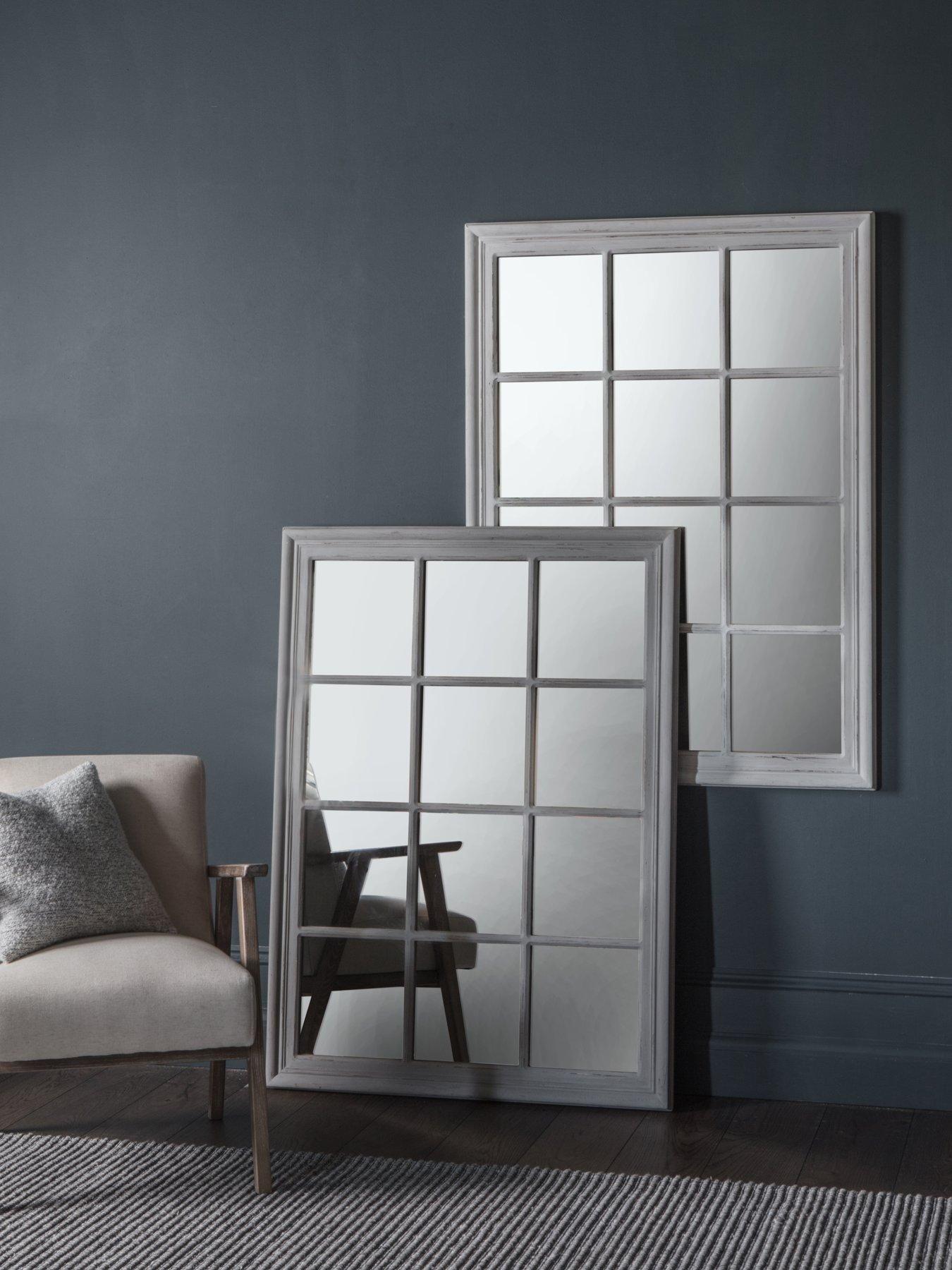 Gallery Costner Mirror in 2020 Window mirror, Living