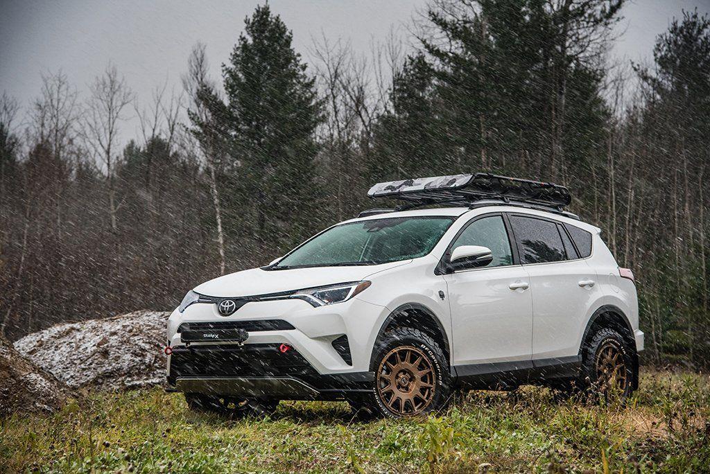 2018 Toyota Rav4 Trail LP Aventure edition in 2020