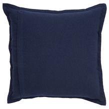 Plain Cushion 43cm - Navy