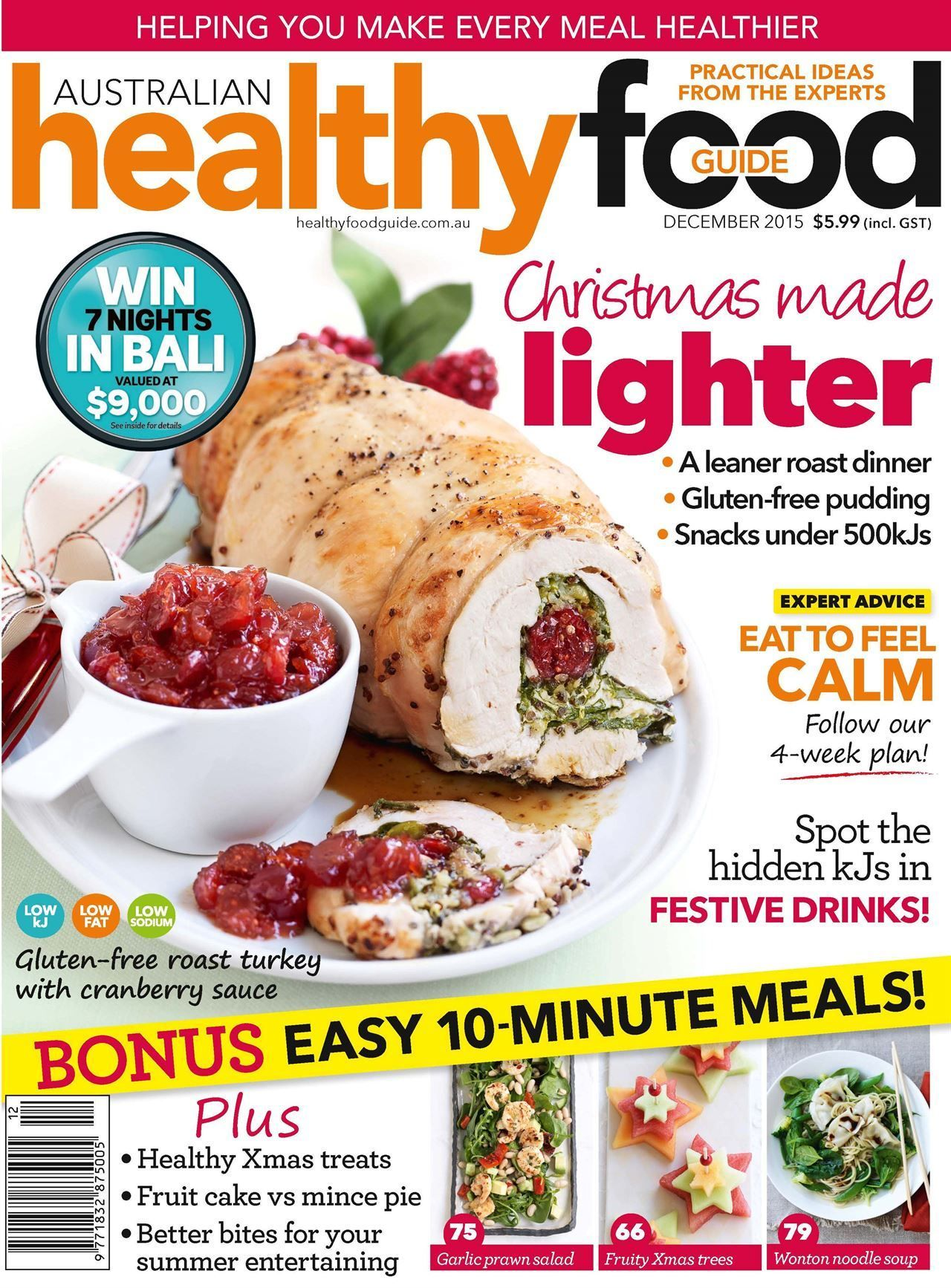 Healthy Food Guide Magazine Subscription Healthy Recipes
