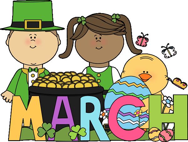 Principal's Page: Happy March